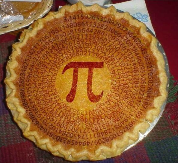 3.14 It's π Day