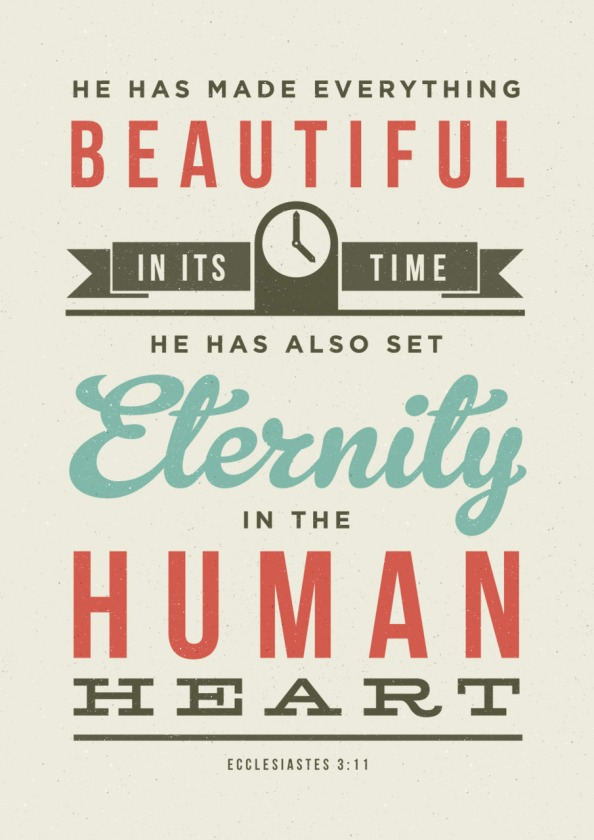 Eternity Focused Hearts...