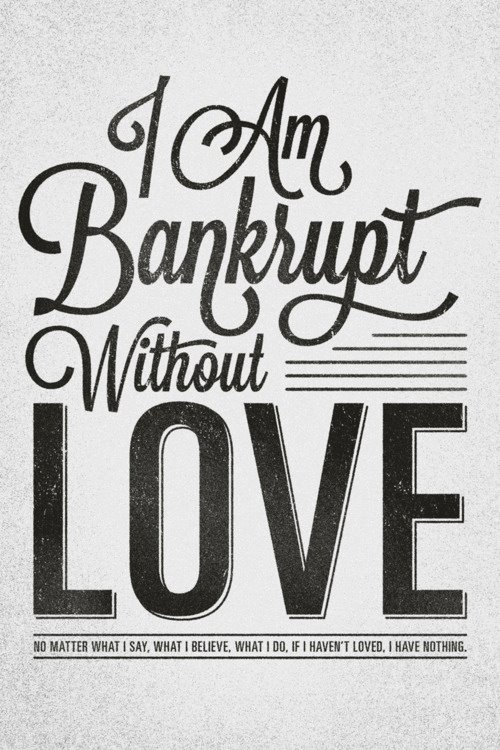 Without Love...
