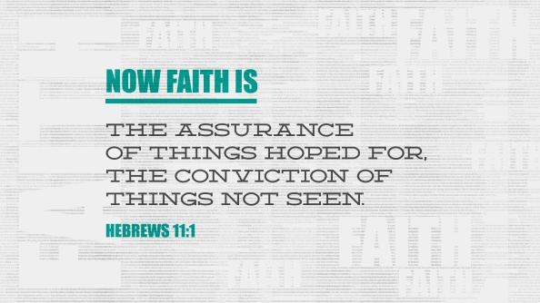 Declaring Authentic Faith...