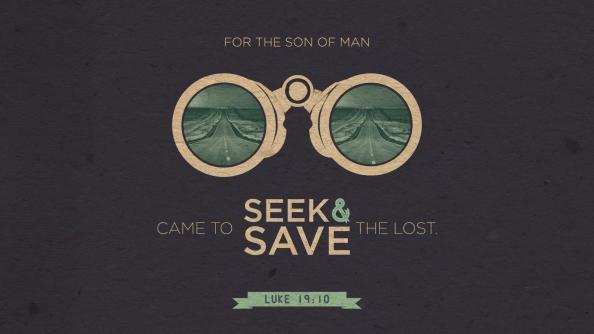 Luke 19-10