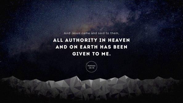 Matthew 28-18