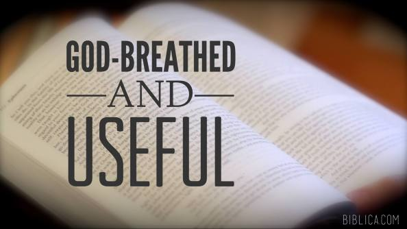 God Breathed And Useful