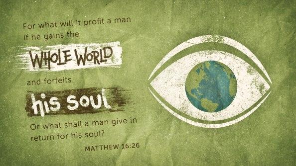 Matthew 16-26